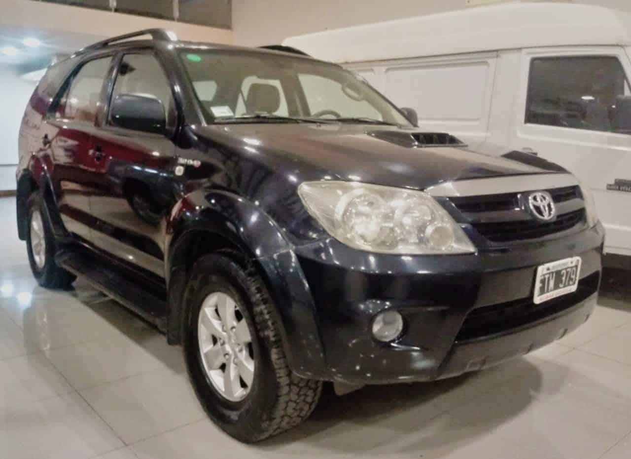 Toyota Hilux sw4 Pana