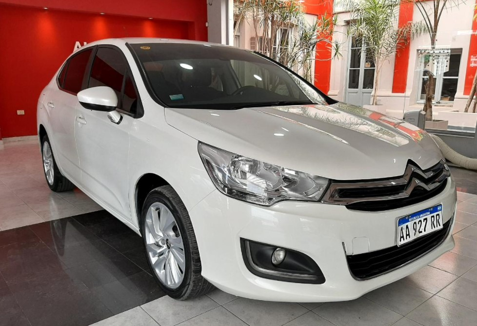 Citroen C4 Lounge Feel Automático